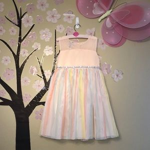 Rainbow Sherbet Dress